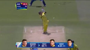 CWC 2015  Warm Up Match - Australia v India