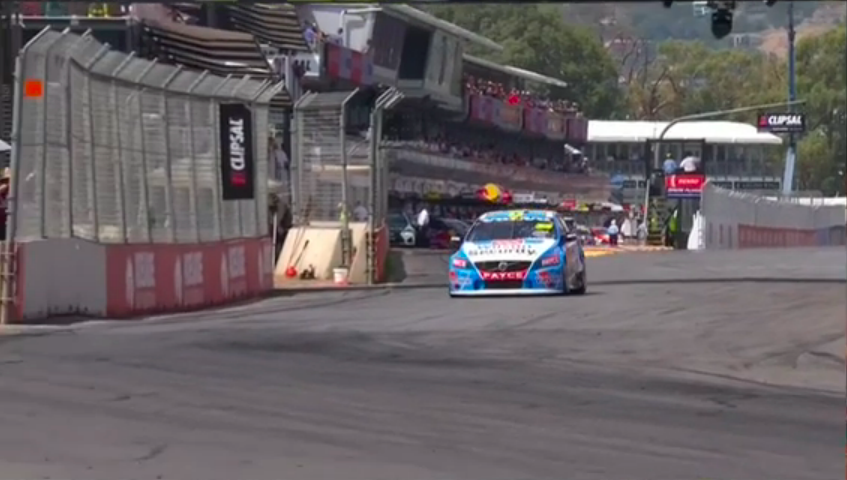V8 Supercars' SuperView suffers major outage
