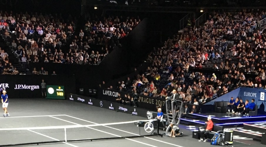 Report: Laver Cup Day 1